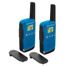 Рация Motorola T42 Talkabout Blue