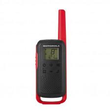 Рация Motorola T62 Talkabout Red