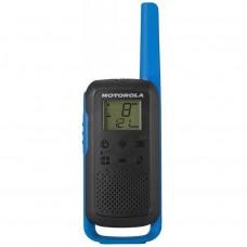 Рация Motorola T62 Talkabout Blue