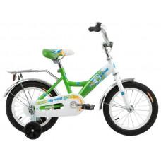Велосипед Altair City Boy 14 белый/зеленый