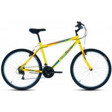 Велосипед Altair MTB HT 26 1.0 (2018) желтый 19