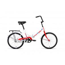 Велосипед Altair City 20 белый/красный