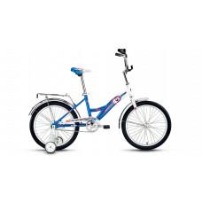 Велосипед Altair City 20 темно-синий/красный