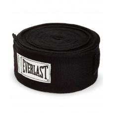 Бинт боксерский Everlast 4463BK черный