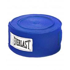 Бинт боксерский Everlast 4463BL синий