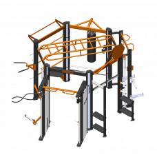 Комплекс функционального тренинга AeroFIT Inotec P6 TOP PLUS