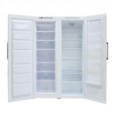 Холодильный шкаф Vestfrost SBS 471-344 (с морозильником)