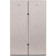 Холодильник Vestfrost VF395-1SBB бежевый
